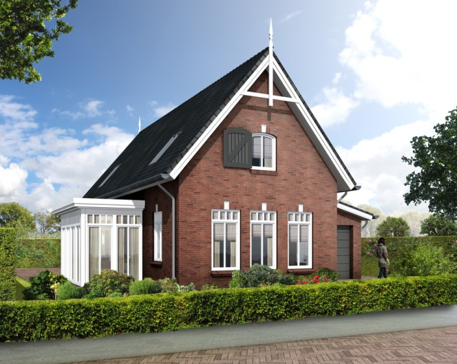 Hofhoeck Kavel 24, Ouddorp