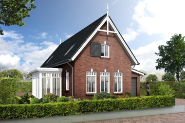 Hofhoeck Kavel 25, Ouddorp