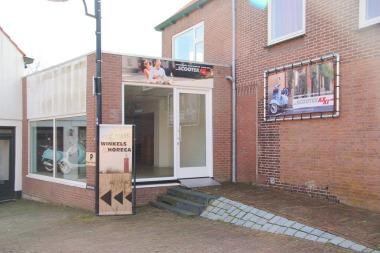 Weststraat 1 Winkel 1, Ouddorp